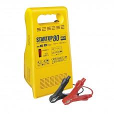 Gys Start Up 80 Ladegerät mit Starthilfe und Batterietest-Funktion