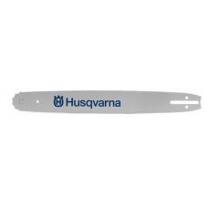 """HUSQVARNA Schiene 38 cm / kleine Schienenaufnahme / 3/8"""" Teilung / 1,5 mm Treibgliedstärke / 56 Treibglieder / 508 91 41-56"""