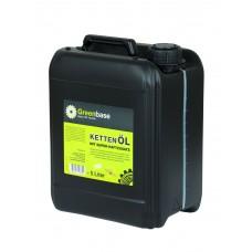 Greenbase Kettenöl / 5 ltr. Kanister